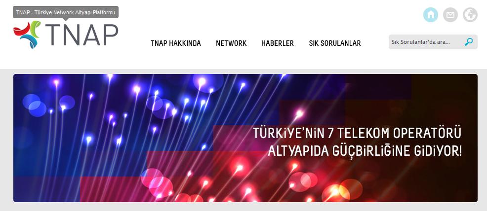Türkiye Network Altyapı Platformu (TNAP)
