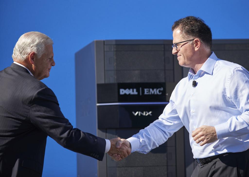 """EMC Markası """"Dell Technologies"""" Oluyor"""